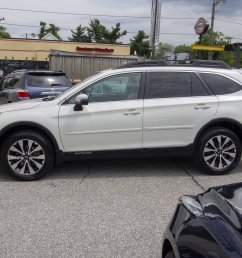 certified used 2017 subaru outback 2 5i limited with for sale in wilmington de 4s4bsanc0h3371905 [ 1600 x 1200 Pixel ]