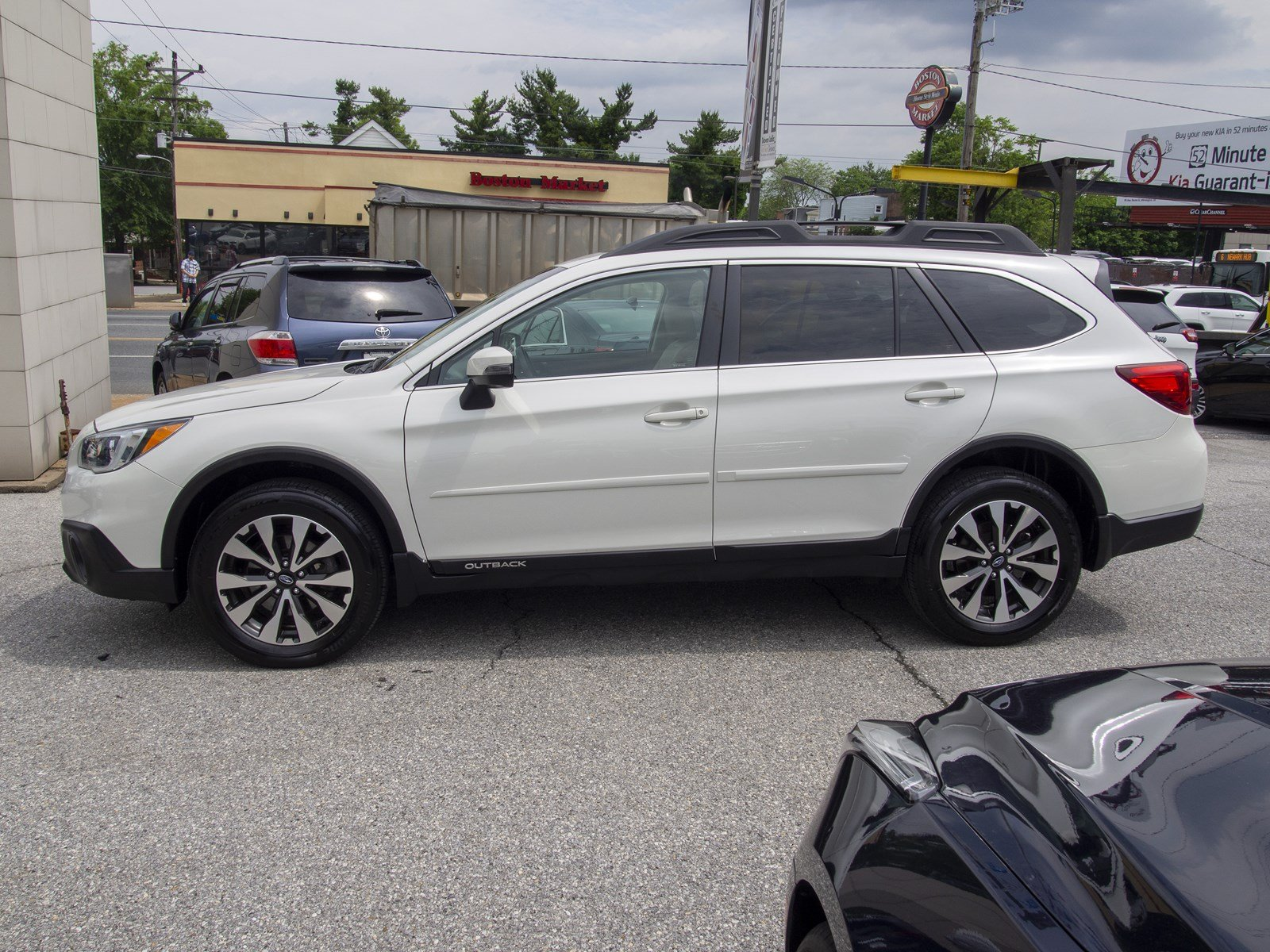 hight resolution of certified used 2017 subaru outback 2 5i limited with for sale in wilmington de 4s4bsanc0h3371905