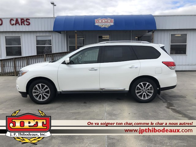 small resolution of j p thibodeaux nissan