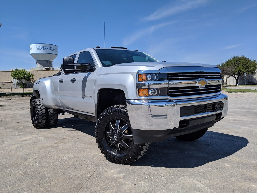 hight resolution of 2015 chevrolet silverado 3500hd wt truck double cab