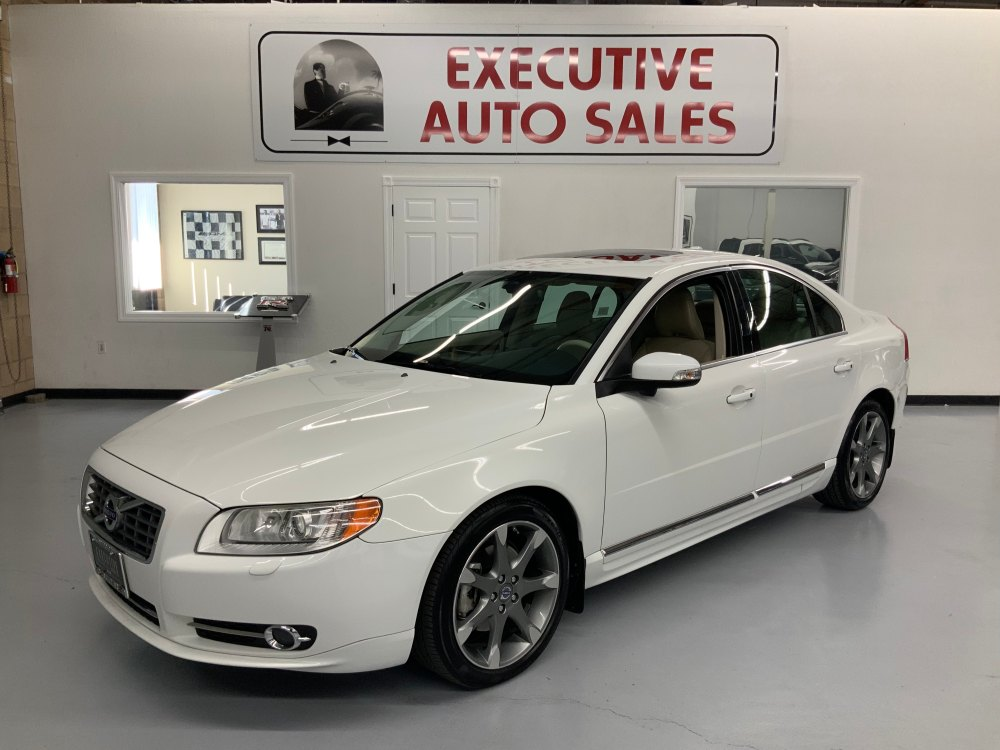 medium resolution of 2011 volvo s80 t6 sedan all wheel drive