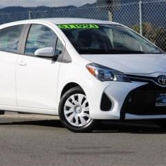 Toyota Yaris Trd Rear Sway Bar Cvt Used 2016 Hatchback For Sale In San Rafael Vin L