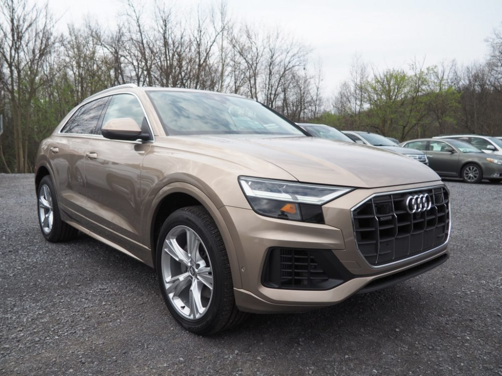 medium resolution of new 2019 audiq8 3 0t premium plus suv