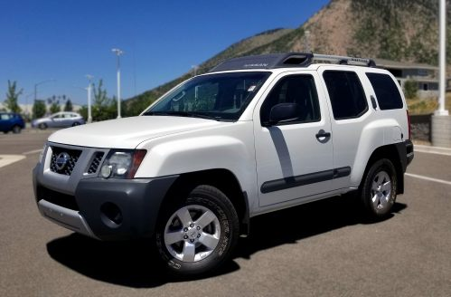 small resolution of 2013 nissan xterra s 4wd