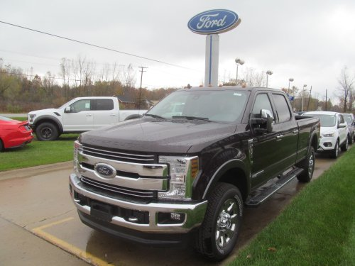 small resolution of new 2019 fordsuper duty f 350 4 door fx4 lariat w heated cooled front seats nav lariat 4wd crew cab 8 box