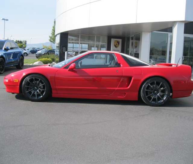 Used 1996 Acura Nsx T Open Top For Sale In Liberty Lake Wa Vin Jh4na1184tt000131