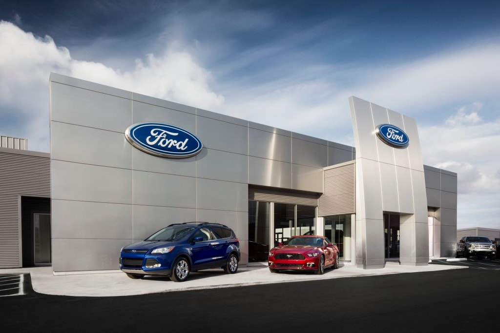 New Ford And Used Car Dealer Serving Fort Worth  David