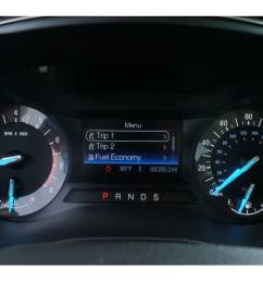 2011 ford fusion speedometer [ 1024 x 768 Pixel ]