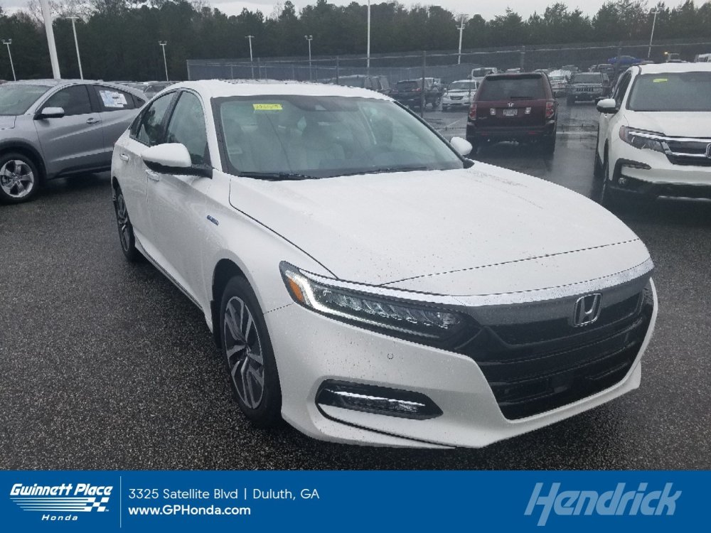 medium resolution of 2019 honda accord hybrid touring sedan sedan duluth