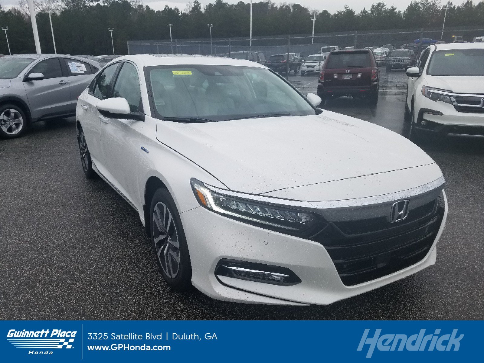hight resolution of 2019 honda accord hybrid touring sedan sedan duluth