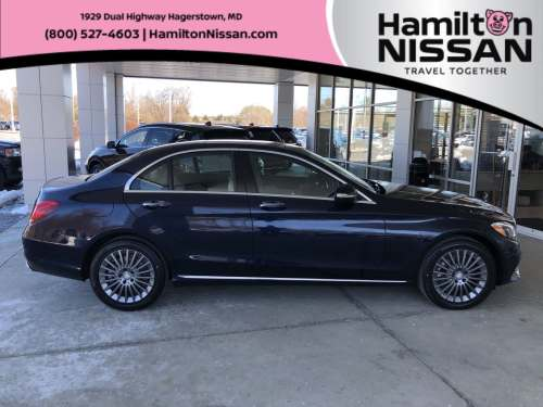 small resolution of used 2015 mercedes benzc class c 300 4matic sedan
