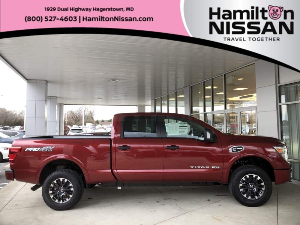 medium resolution of new 2019 nissantitan xd pro 4x diesel truck crew cab