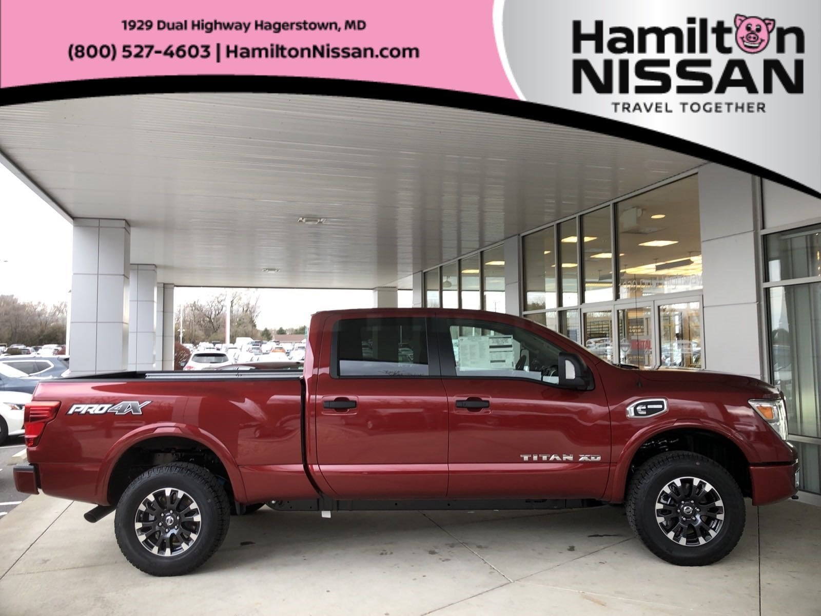 hight resolution of new 2019 nissantitan xd pro 4x diesel truck crew cab