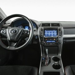 Interior All New Camry 2016 Grand Veloz Toyota Hanover Pa