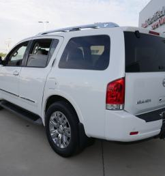 used 2015 nissan armada for sale at brian harris automotive family vin 5n1ba0nf8fn614174 [ 1600 x 1200 Pixel ]