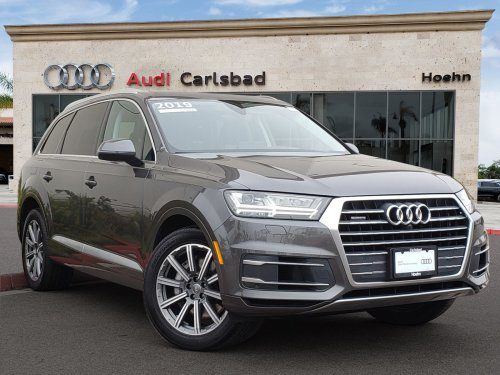 small resolution of pre owned 2019 audi q7 3 0t q