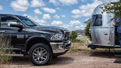 small resolution of 2017 ram 2500 front exterior