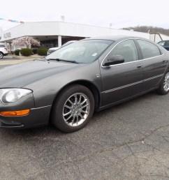 used 2002 chrysler300m base sedan [ 4096 x 3072 Pixel ]