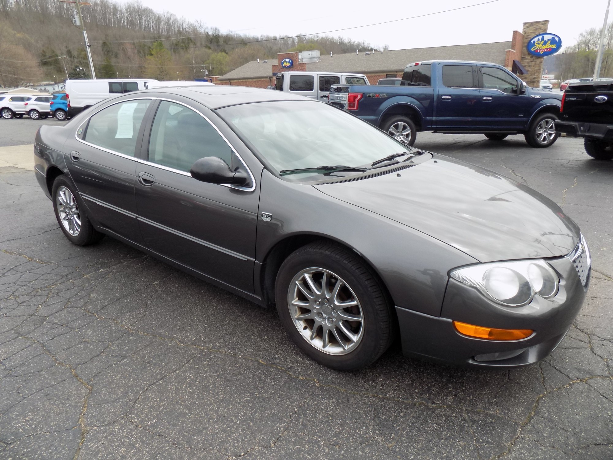 hight resolution of used 2002 chrysler 300m for sale brookville in vin 2c3he66g52h259842