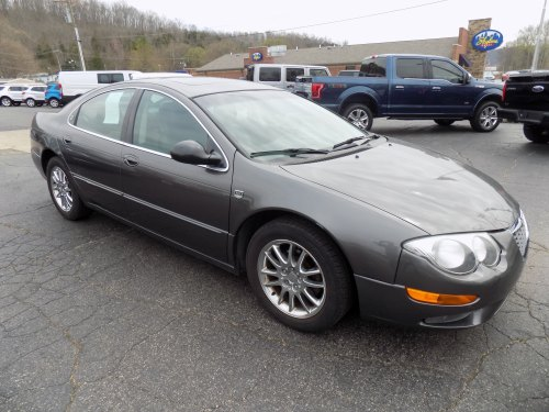small resolution of used 2002 chrysler 300m for sale brookville in vin 2c3he66g52h259842