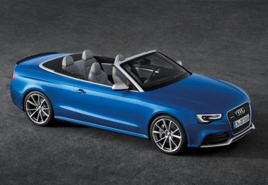 Audi S5 Convertible For Sale