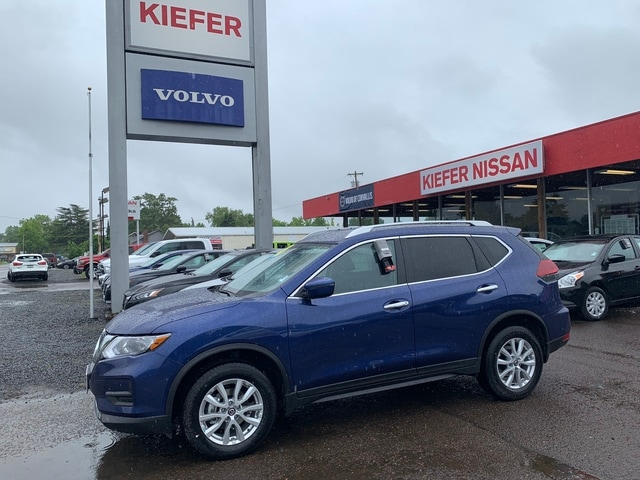 2019 nissan rogue for