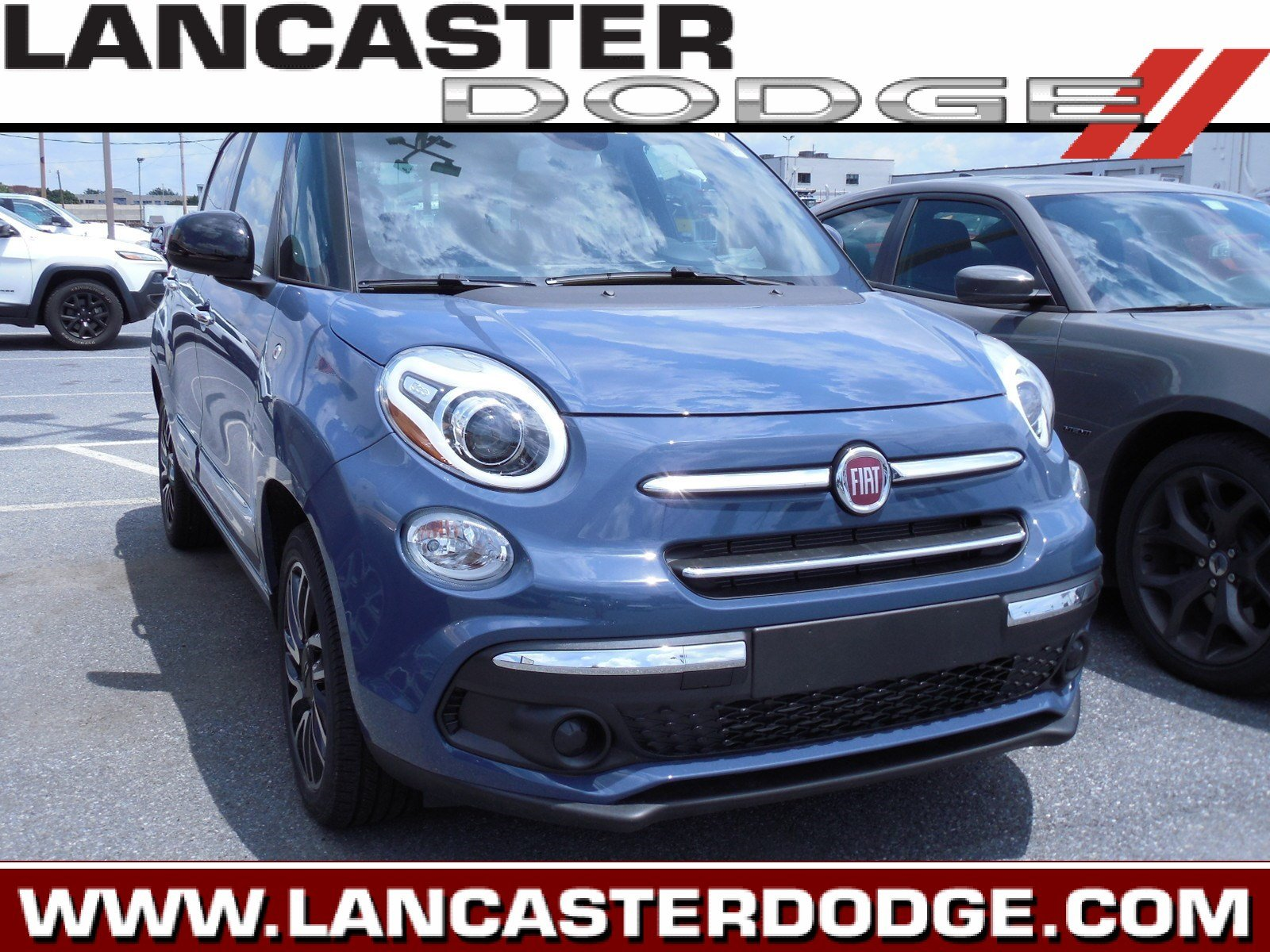 hight resolution of 2018 fiat 500l pop lancaster pa for sale stock j14000 vin zfbcfaah2jz041574