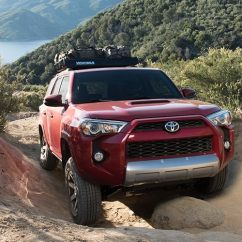 Toyota 4runner Captains Chairs Movie Theater Which Has 3rd Row Seating 2018 | Elcho Table