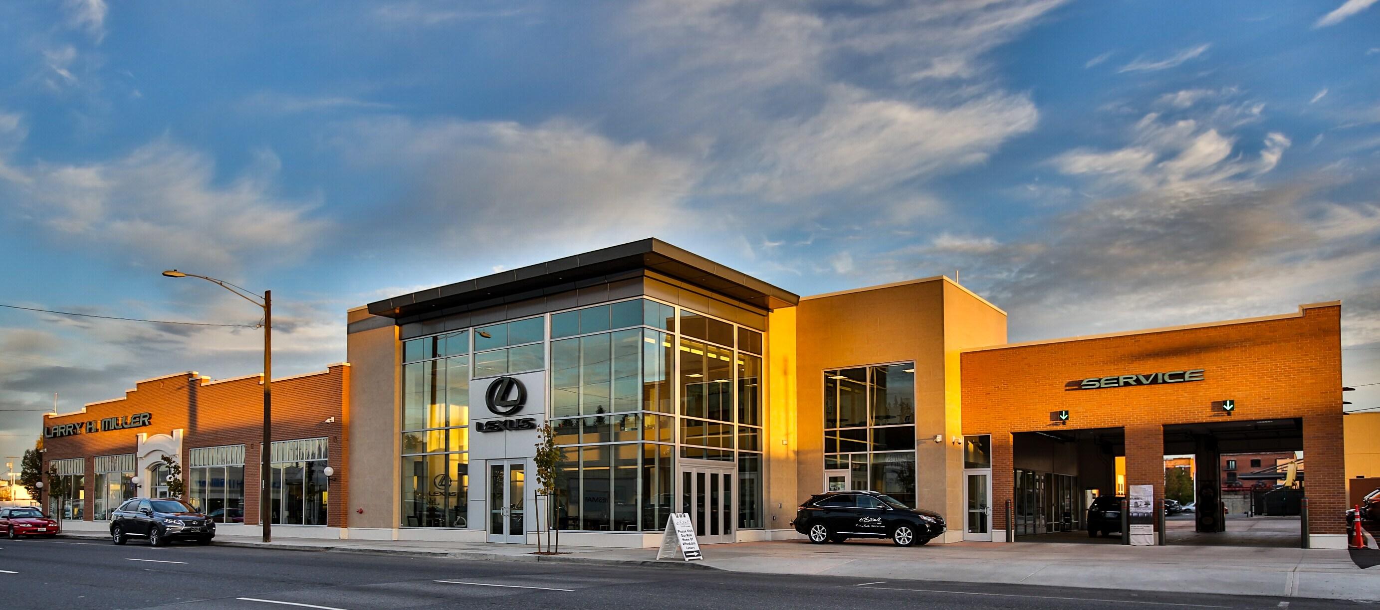 Larry H Miller Lexus of Spokane