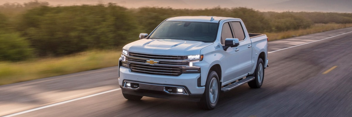 new chevy finance specials