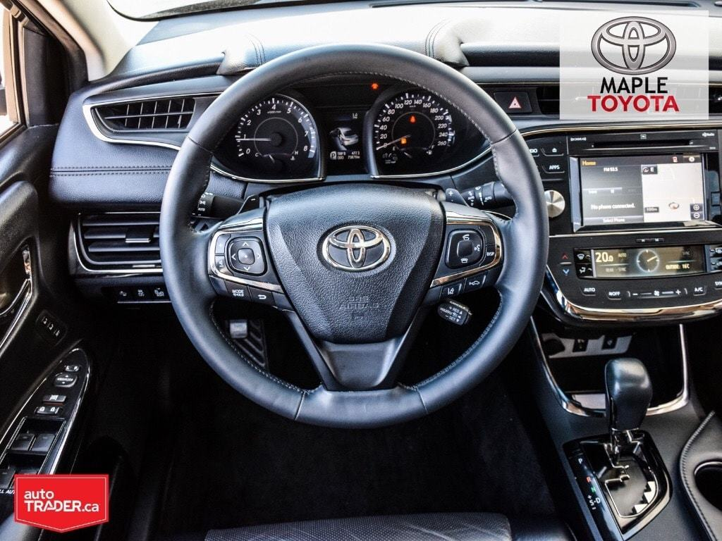 hight resolution of used 2016 toyota avalon for sale at maple toyota vin 4t1bk1eb1gu214903