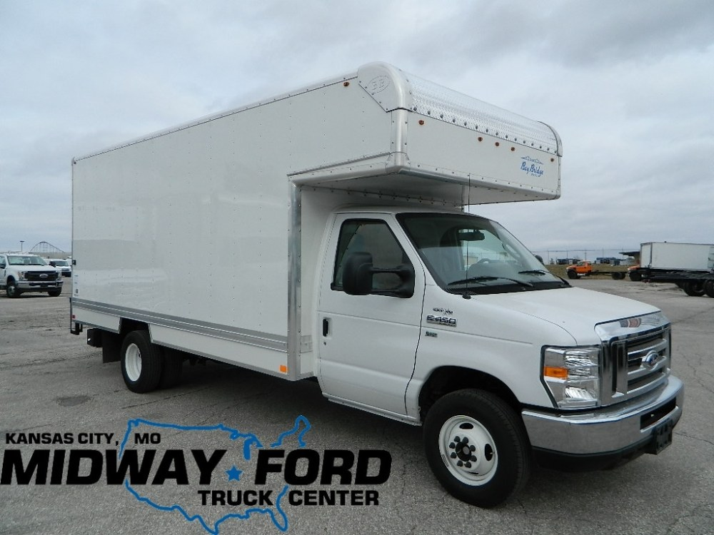 medium resolution of 2018 ford commercial e 450 16ft box van