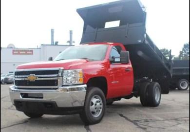 1 Ton Dump Beds For Trucks