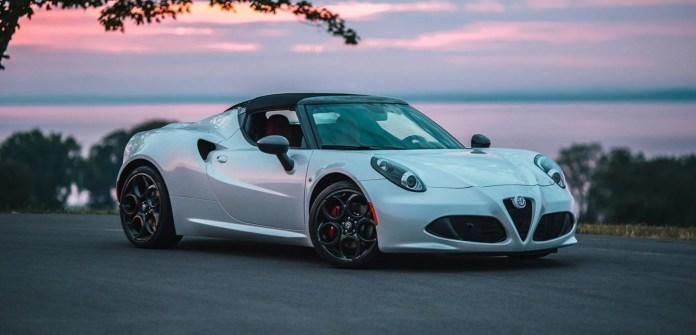 2019 Alfa Romeo 4c Spider Price Specs Features Photos
