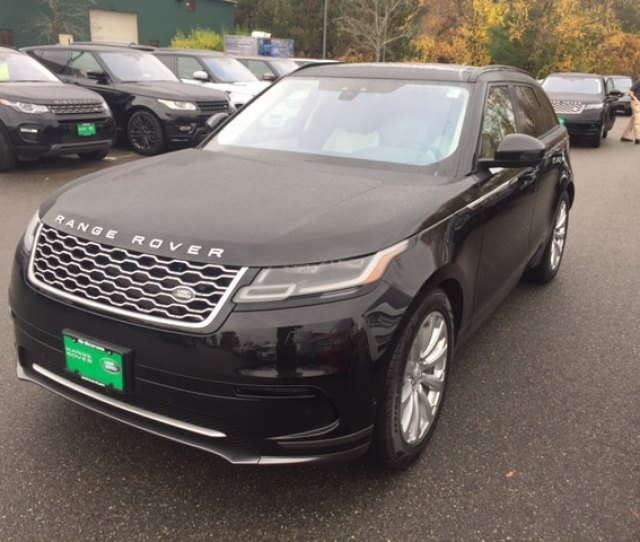 New  Land Rover Range Rover Velar P S Suv In Bedford Nh