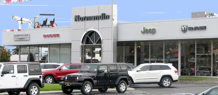 About Normandin Chrysler Jeep Dodge U2013 A San Jose New U0026 Used Chrysler Jeep  RAM And Dodge Dealership