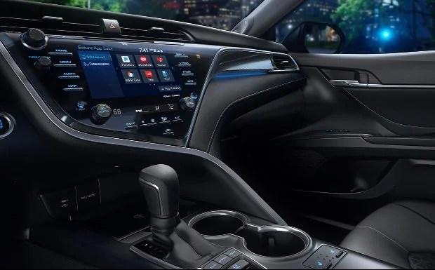 all new camry 2018 black ukuran wiper depan grand avanza toyota and hybrid temecula valley interior