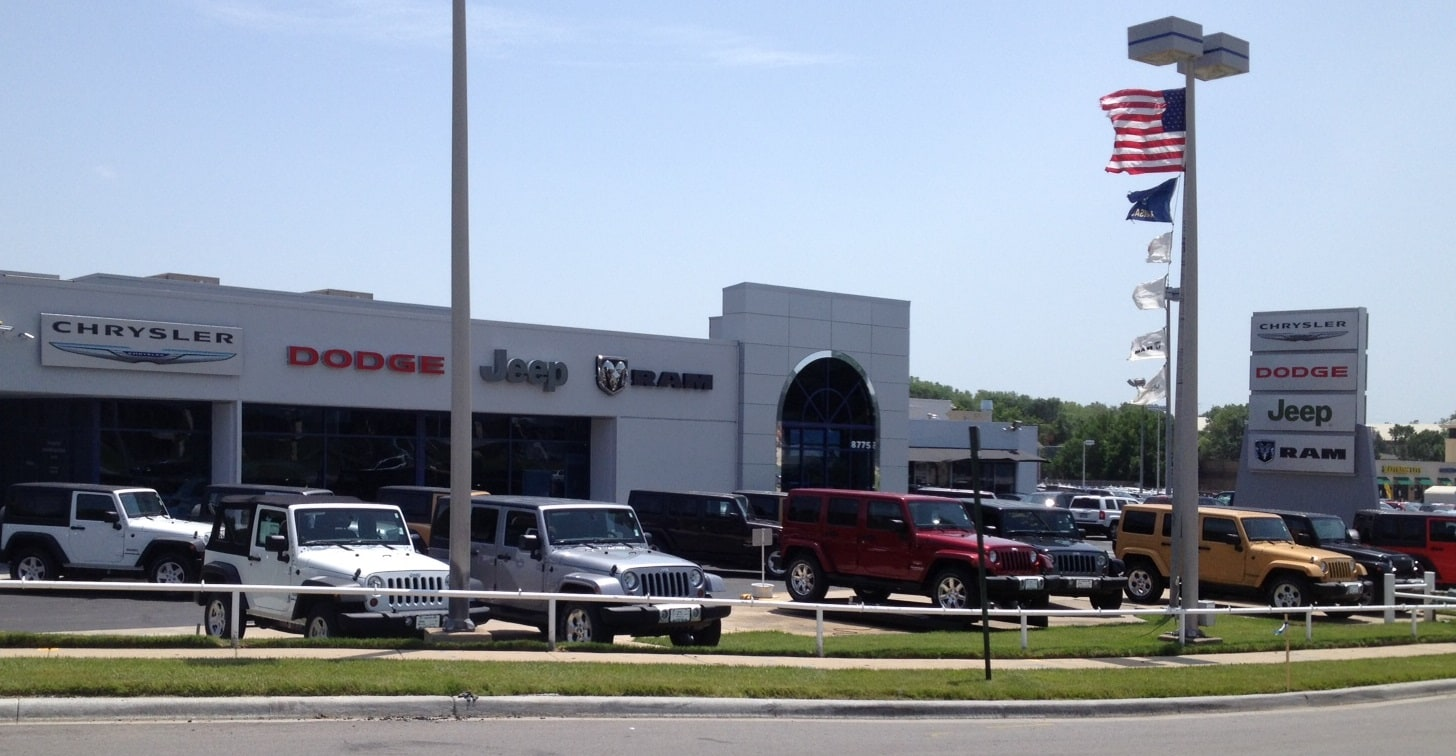 Landmark Dodge Chrysler Jeep Ram Dealership Kansas City