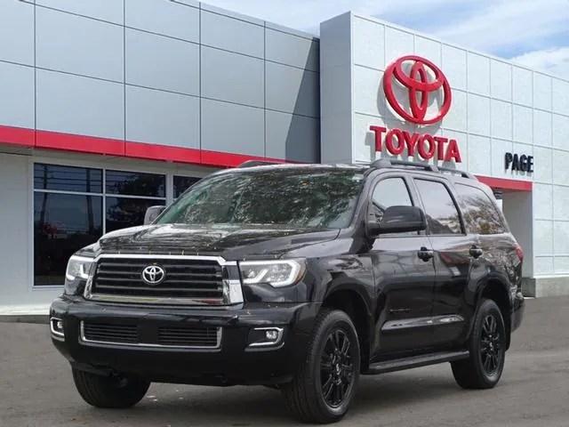 toyota yaris trd rear sway bar pajak mobil grand new avanza 2018 2019 sequoia for sale southfield mi 5tdby5g12ks166274 vehicle sport suv near you in