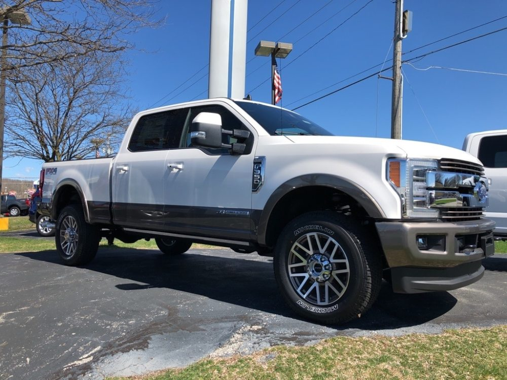 medium resolution of new 2019 fordf 350 f 350 king ranch truck crew cab