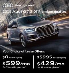 2019 audi q7 lease deals offers at prestige audi near [ 1262 x 1280 Pixel ]