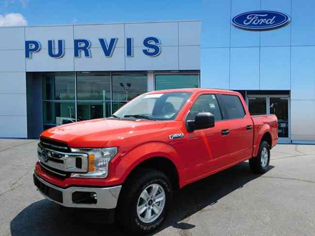 certified 2018 ford f
