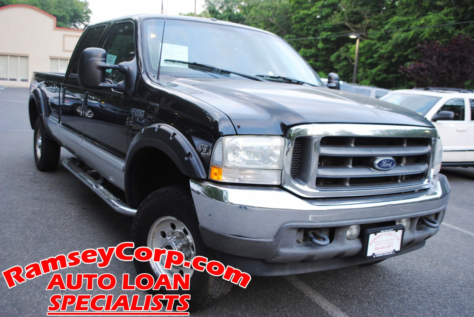 hight resolution of 2002 ford f 250 xlt 5 4 truck crew cab