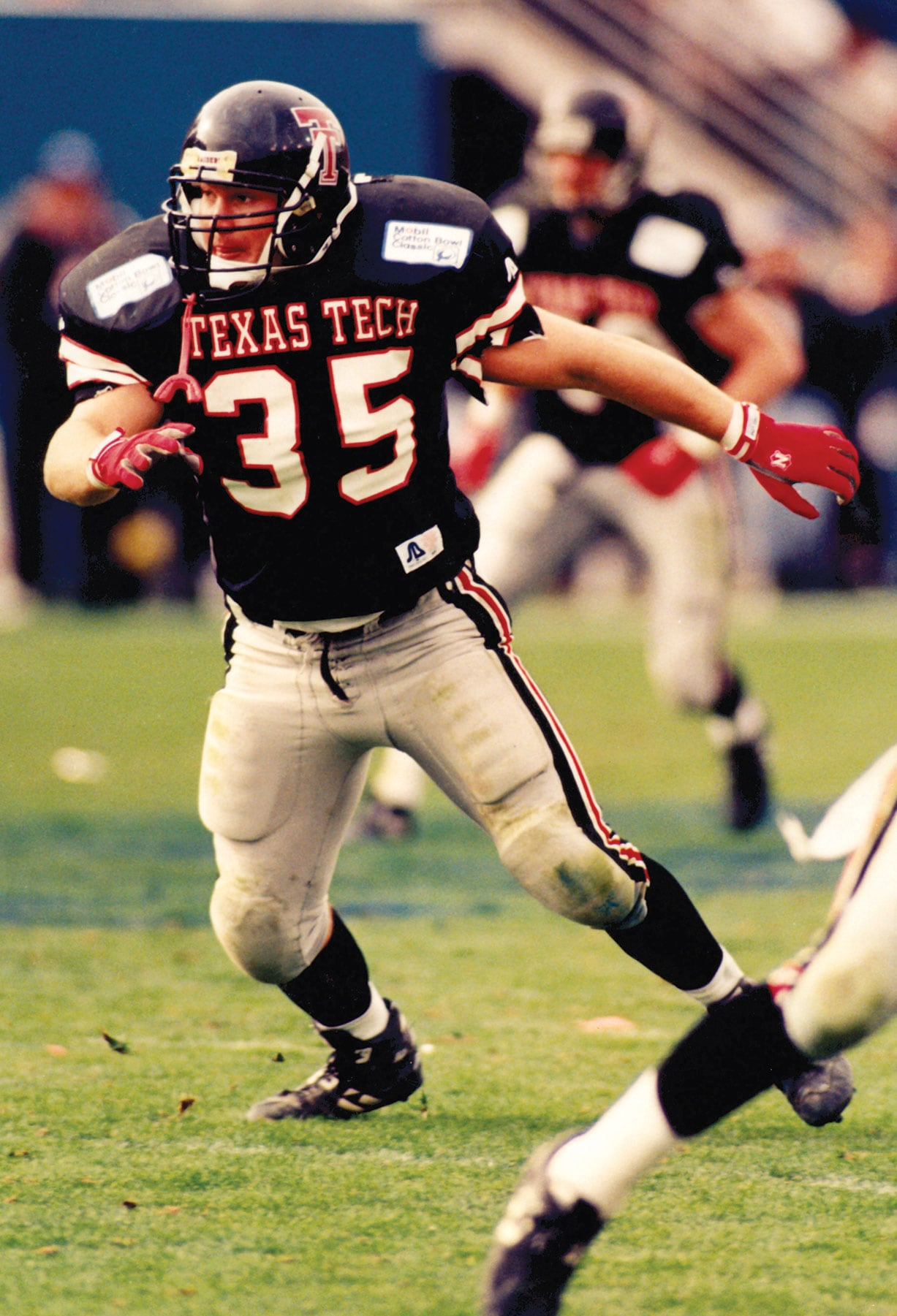 Zach Thomas Southwest Conference Hall Of Fame 2014 Class