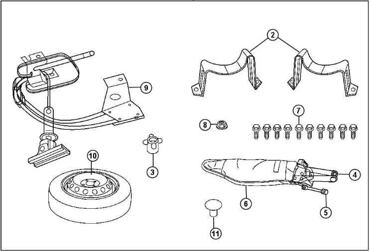 Diagram 1988 Acura Integra Front Suspension