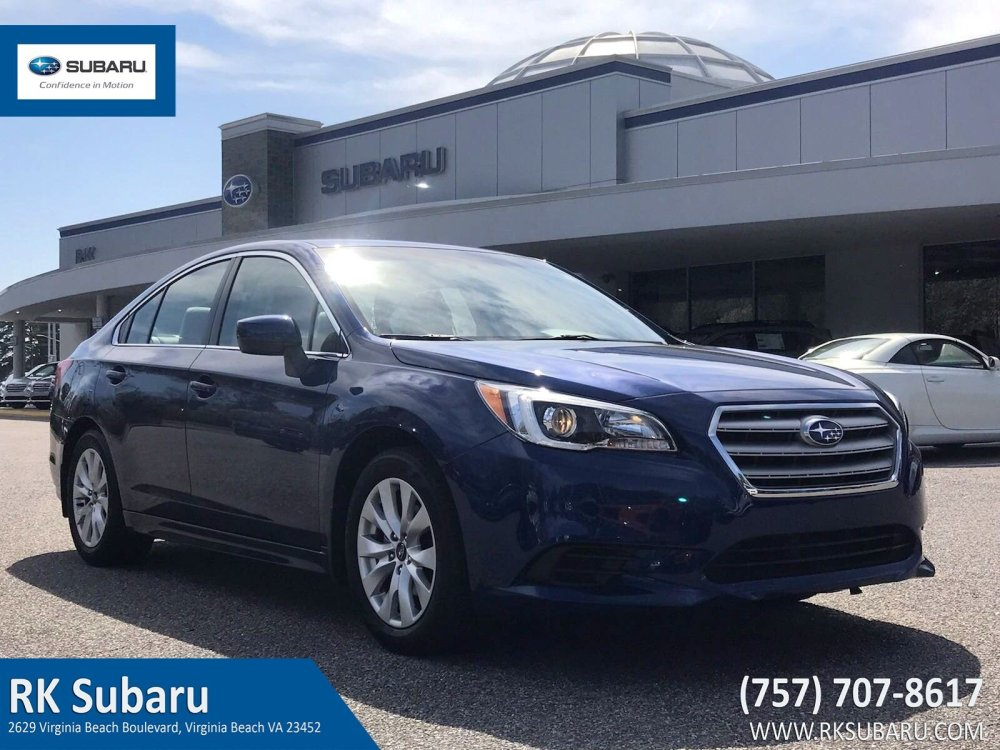 medium resolution of 2016 subaru legacy 2 5i premium