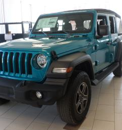 new 2019 jeep wrangler unlimited sport s 4x4 for sale in monticello ny [ 1920 x 1080 Pixel ]