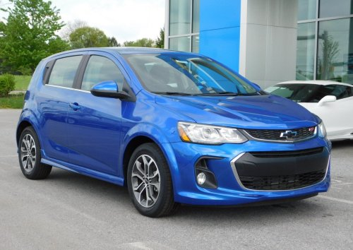 small resolution of 2018 chevrolet sonic lt auto w 1sd hatchback