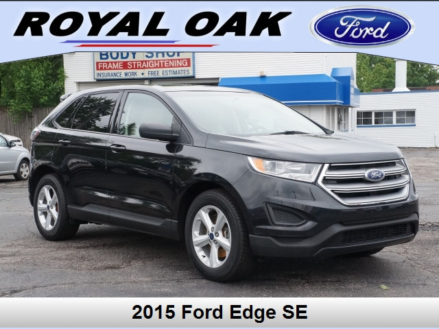 small resolution of used 2015 fordedge se suv