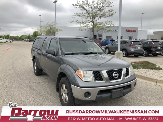used 2005 nissanfrontier truck king cab [ 1024 x 768 Pixel ]